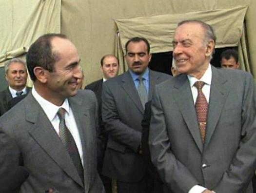 Эдуард Нагдалян: «Наши вожди, в силу своего провинциального недомыслия, не договорились с Гейдаром Алиевым»