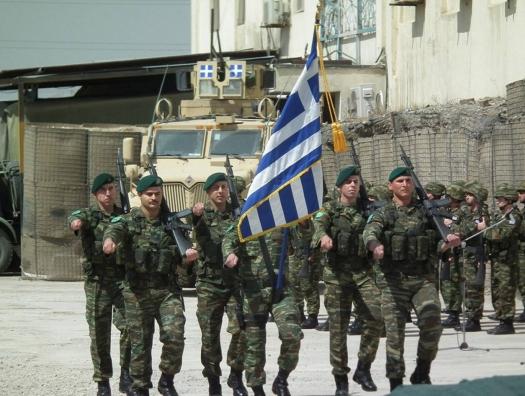 Бойцы греческого спецназа воевали за Армению в Карабахе