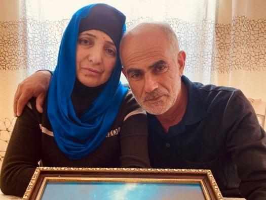 У родителей было двое сыновей: Иман и Бахрам. Оба погибли в боях за Красный Базар