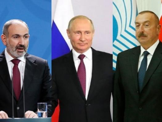 Ближайшая повестка трехсторонних отношений Баку-Москва-Ереван
