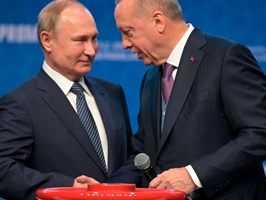Россия и Турция: обреченные к контригре