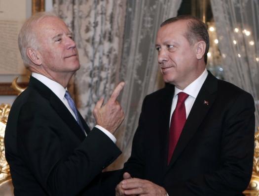 Байден скажет, но Эрдоган не возьмет под козырек