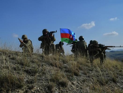 Азербайджан обнародовал свои потери в Отечественной войне