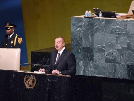 Ильхам Алиев как закономерность исторического процесса