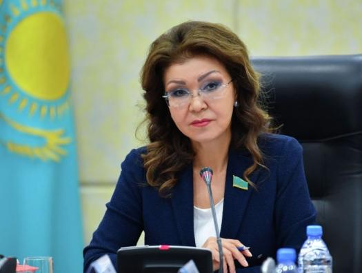 Дарига Назарбаева снова идет во власть