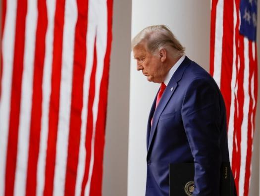 """Трамп готовится ввести """"военное положение"""" в стране"""