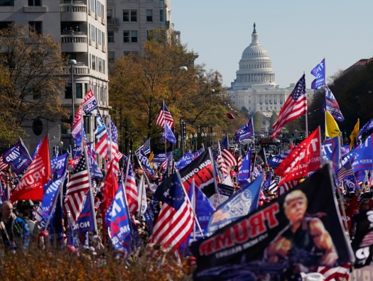Раскачивают Америку: Трамп призвал своих сторонников на улицы