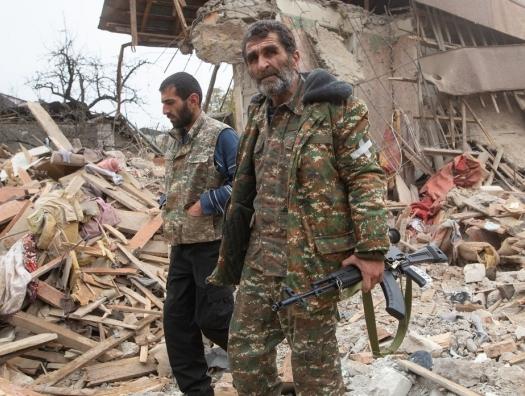 Откуда взяться новой армии в Карабахе?