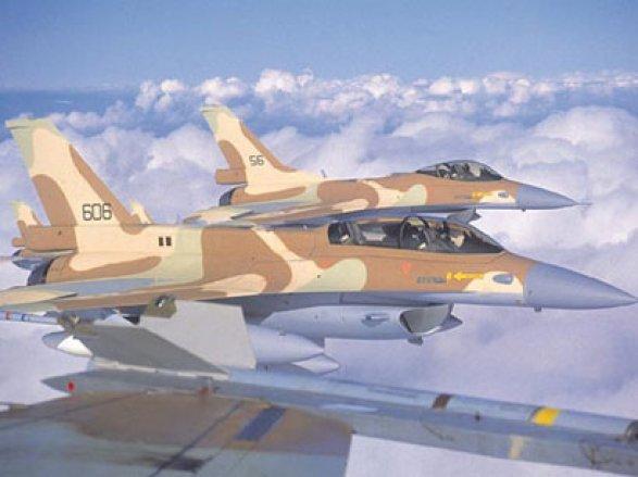 Израильские истребители появились в небе над Бейрутом