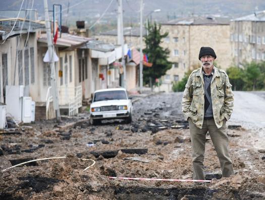 Игорь Коротченко: «Главная задача Армении — не мечтать о чужих территориях»