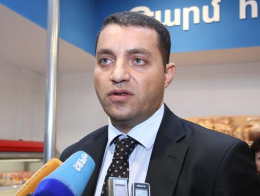 Министр Ваан Керобян: «Запрет товаров с азербайджанской маркировкой приведет к инфляции в Армении»