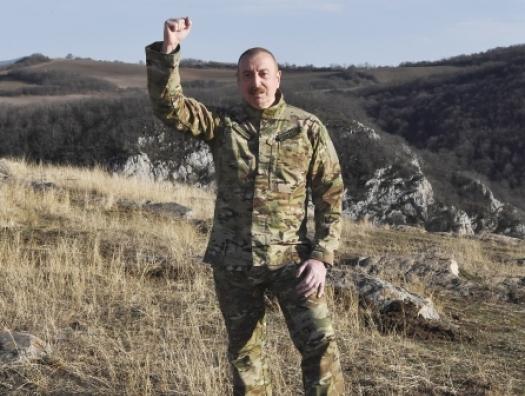 Ильхам Алиев: Я очень рад, что в Азербайджане появилось патриотичное, сильное молодое поколение