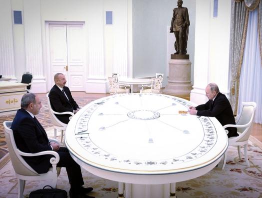 Армяно-азербайджанское примирение: Россия – реальный механизм, а Запад - рудимент
