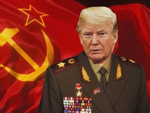 О любви к Трампу в Советском Союзе