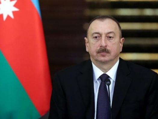 Ильхам Алиев соболезнует президенту Индонезии