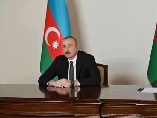 Генсек Тюркского совета на переговорах с Ильхамом Алиевым