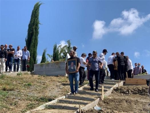 Али Гашимов искупил долг своей жизнью на могиле Лоту Гули