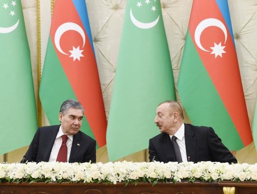 Историческое решение Алиева и Бердымухамедова