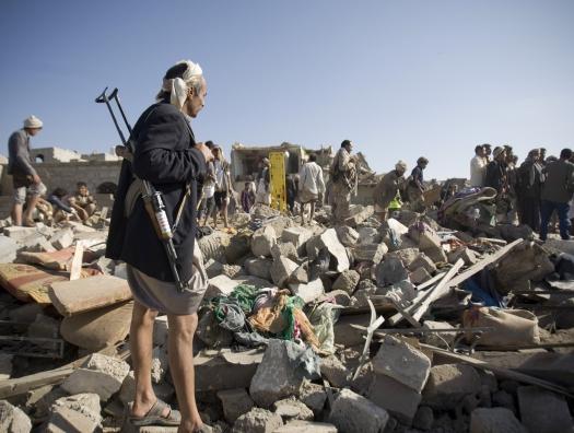 Страна вымирает – от пуль и бомб, от болезней и голода