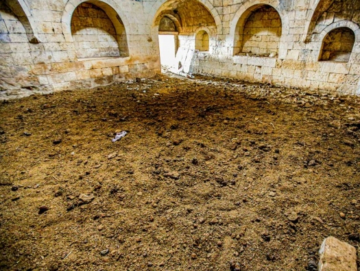 Реза Дегати: армяне превратили Агдамскую мечеть и дворец Панахали хана в свинарник и коровник