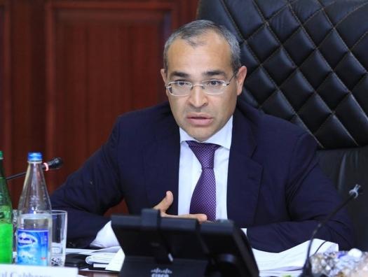 Ильхам Алиев назначил Микаила Джаббарова главой Наблюдательного совета SOCAR