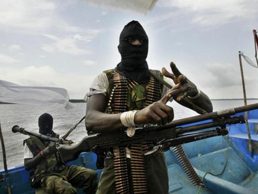 Пираты атаковали турецкий корабль у берегов Нигерии