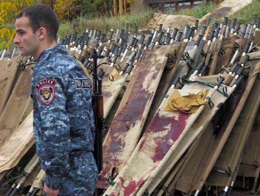 Айк Хачикян заявил о шести тысячах погибших военнослужащих Армении