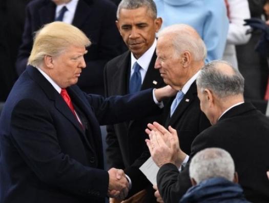 Первая ошибка Байдена… И реванш Трампа
