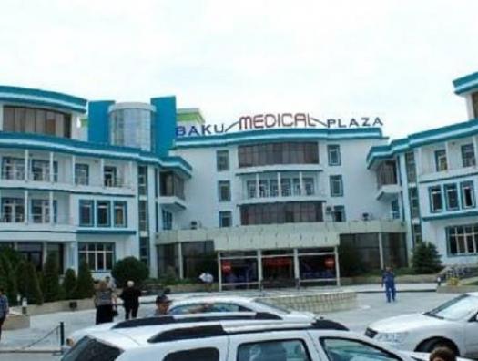 Герои в белых халатах: врачи Baku Medical Plaza на Отечественной войне