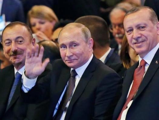 Турция на шаг ближе к России через Азербайджан