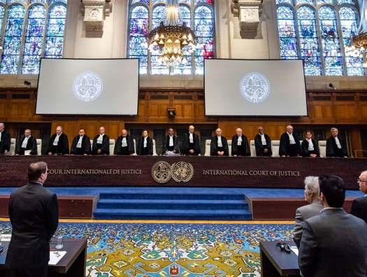 На Израиль и суда нет