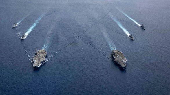 США и Китай на грани конфликта: обострение ситуации в Южно-Китайском море