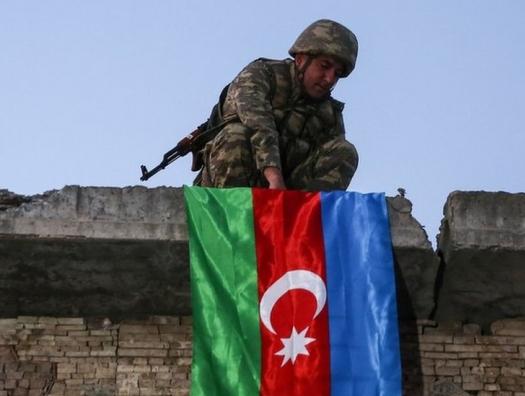Армению победил не дрон, а азербайджанский пехотинец