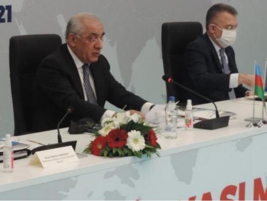 Али Асадов поднял планку в Анкаре: 15 миллиардов долларов