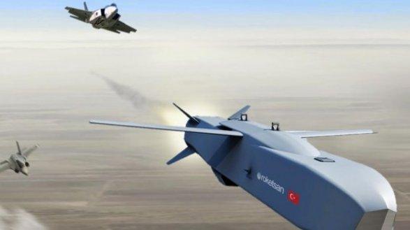 Азербайджан покупает турецкие крылатые ракеты класса «воздух-земля»