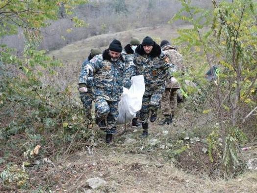 Почему в Карабахе приостановили поиск останков погибших армянских солдат?