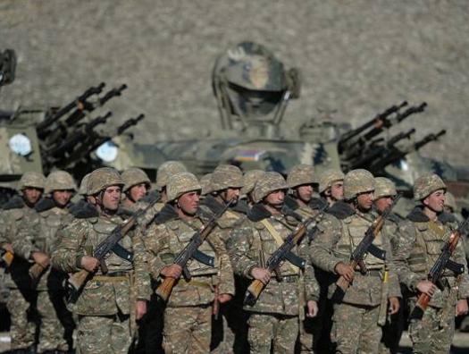Срочно: в Армении взбунтовались солдаты