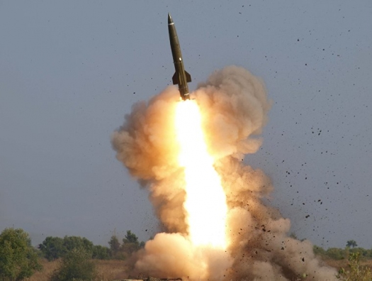 10 ноября Армения выпустила на Баку ракеты
