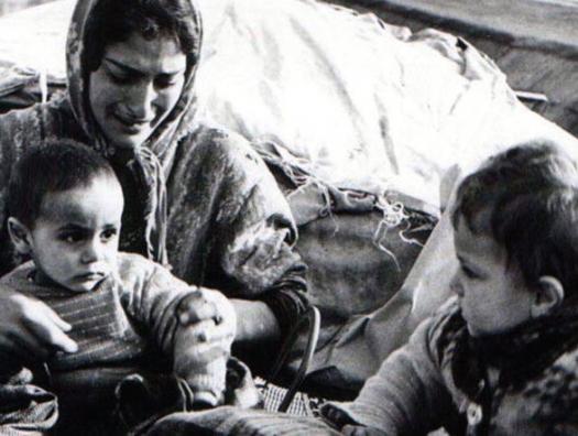 Любовь и Трагедия, а также слезы маленькой Нигяр из Ходжалы