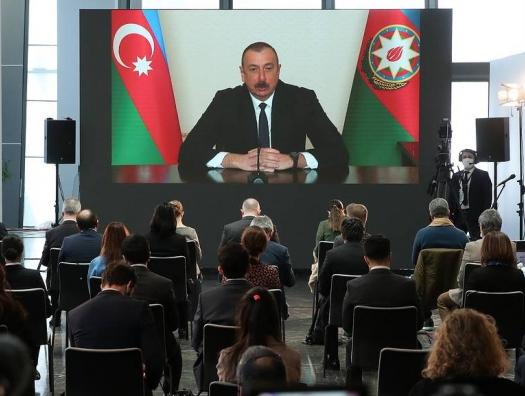 Ильхам Алиев: «Я заявил Путину, если они продолжат обстрелы...»