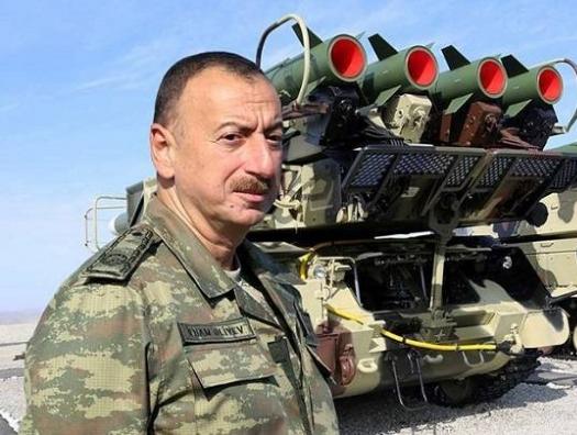 Ильхам Алиев: Мы создадим в Азербайджане малую модель турецкой армии