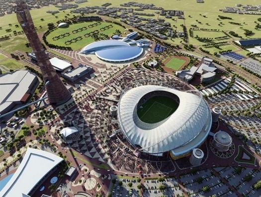 Чемпионат на костях в Катаре