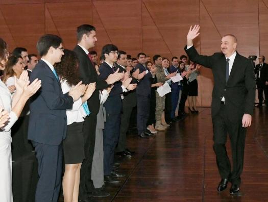 Новая элита Ильхама Алиева