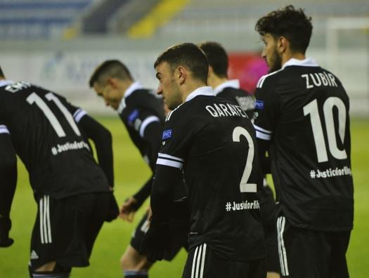Премьер-лига: «Карабах» разгромил «Габалу» и вышел в лидеры