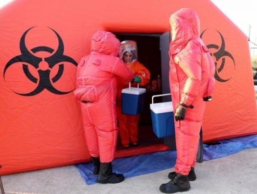 Правительство Азербайджана предупреждает: птичий грипп!