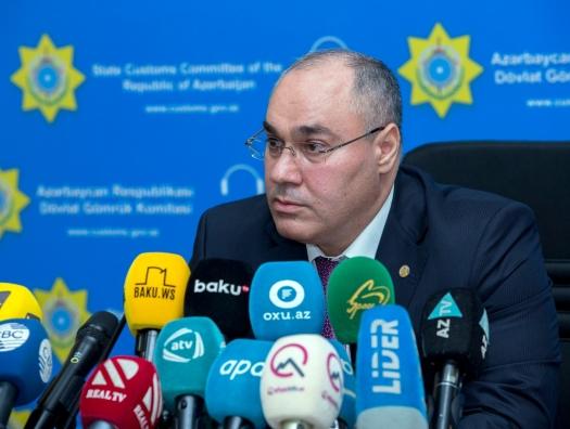 Глава Госкомтаможни парирует обвинения: «Разговоры о недостаче в 700 миллионов манатов – чья-то политическая игра!»