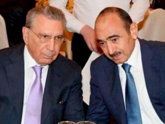 Мехтиев, оба Али Гасановых и Сиявуш Новрузов выведены из Правления ЙАП