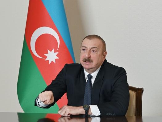 Ильхам Алиев: «После Карабаха целью армян был Нахчыван»