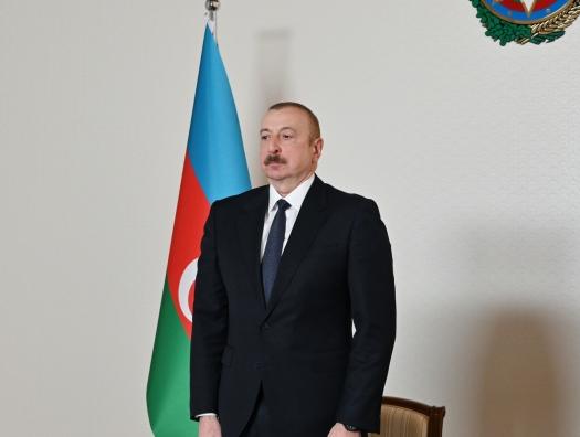 Ильхам Алиев: «Армения срывает договоренности по Зангезурскому коридору»