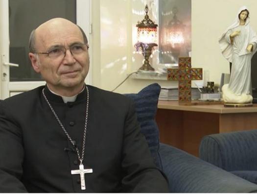Епископ Фекете об осквернённых мечетях в Карабахе: «Христос призывал не совершать зла»